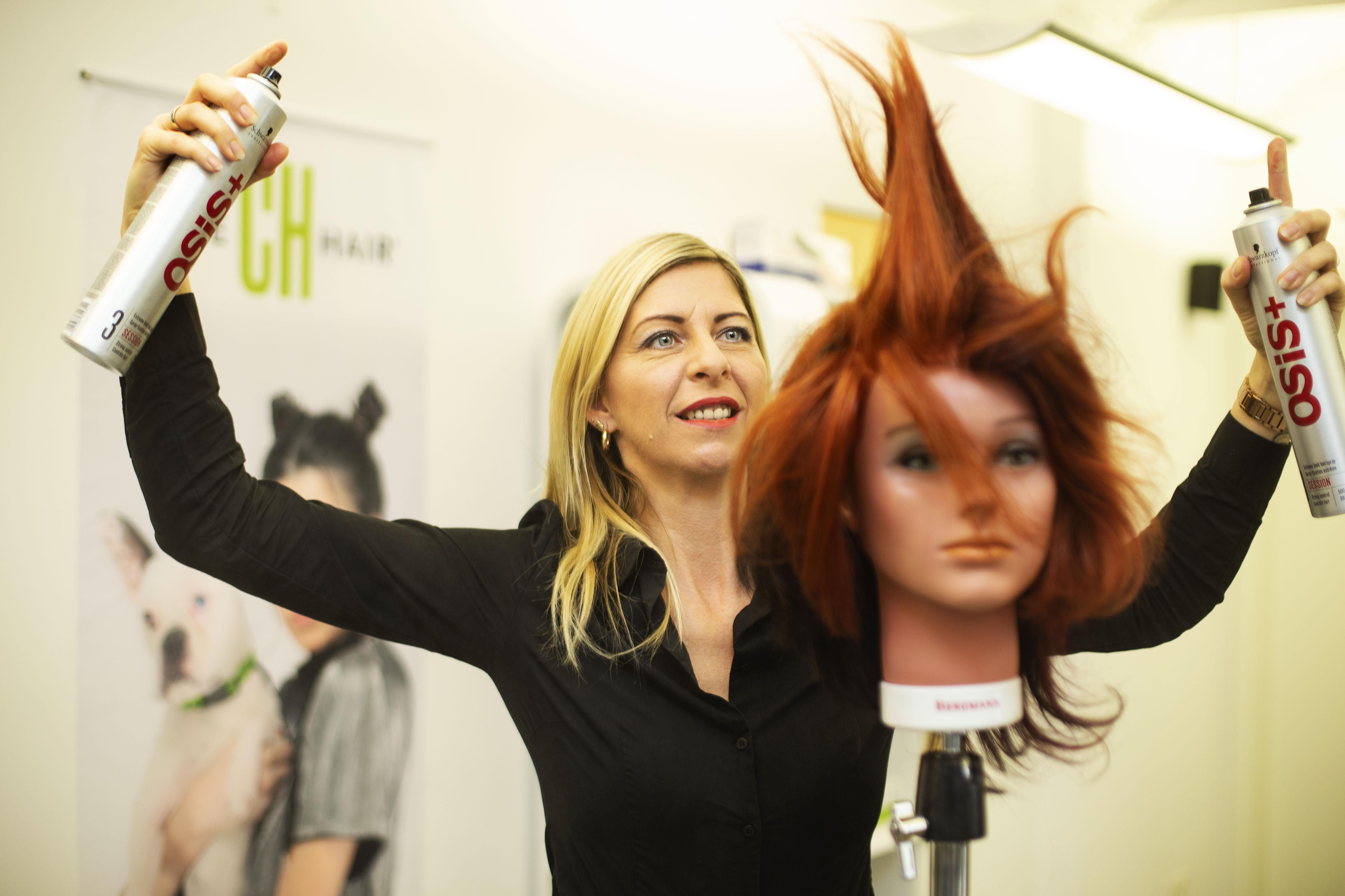 ✂ Friseur-Salon Budenbergstraße, Magdeburg  Ypsilon Hairstyle